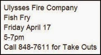 4-17 Ulysses Fish Fry At Fire Hall