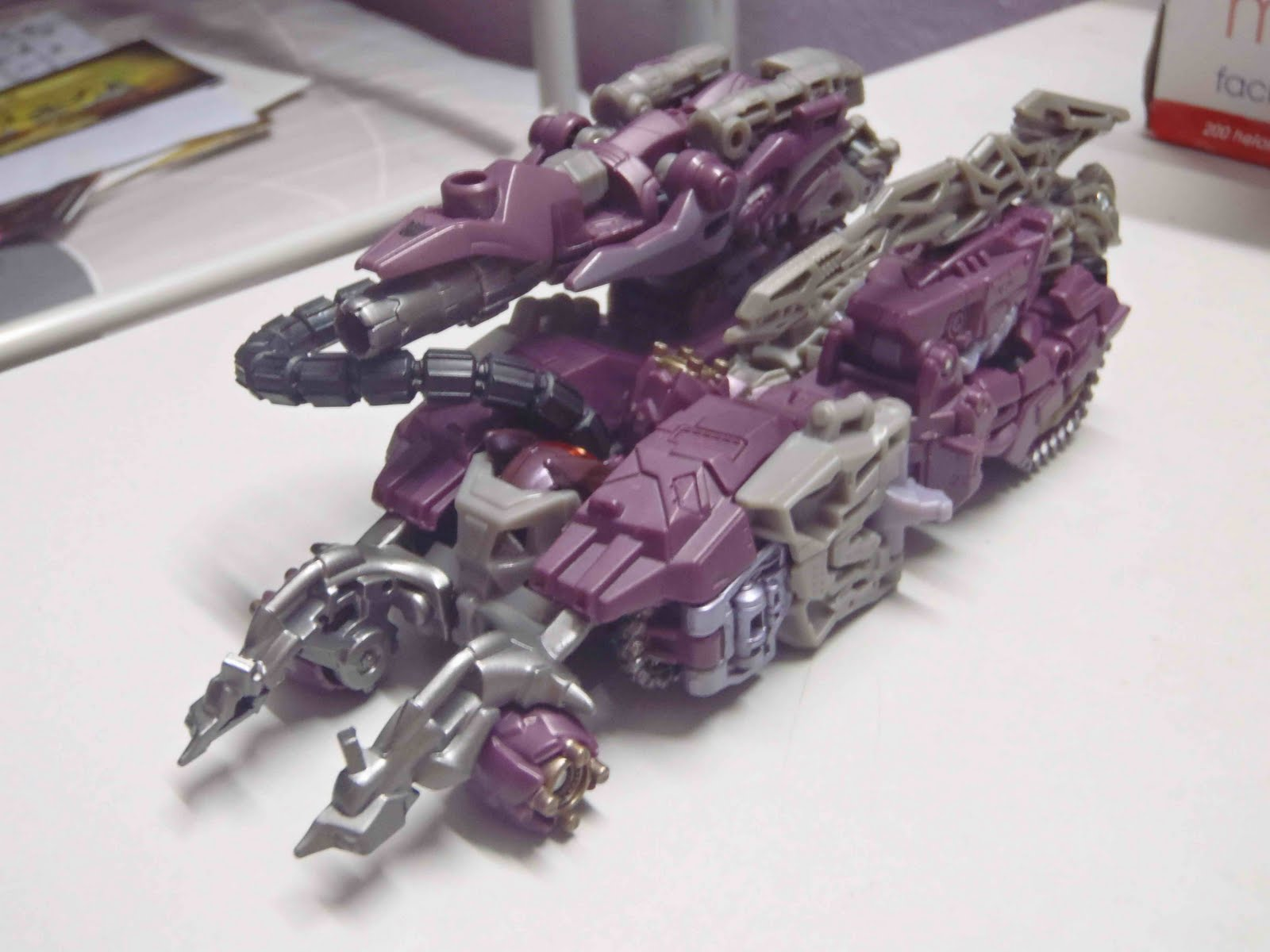Transformers Dotm Shockwave Shockwave Transforms Into One