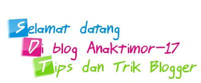 Cara Membuat Kata Sambutan Untuk Pengunjung di Blogspot