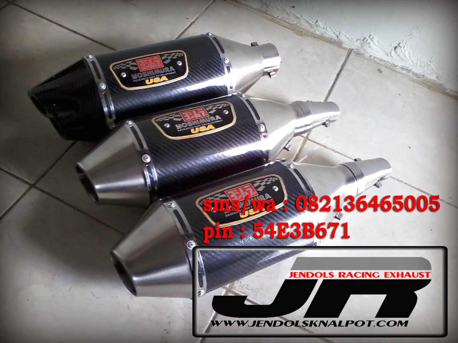 knalpot custom yoshimura , knalpot custom , knalpot motor , knalpot purbalingga
