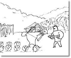 Animações com confrontos