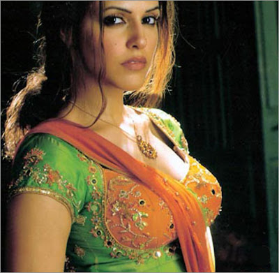 Indian Girls displaying they assets in Salwar kameez & other Dresses