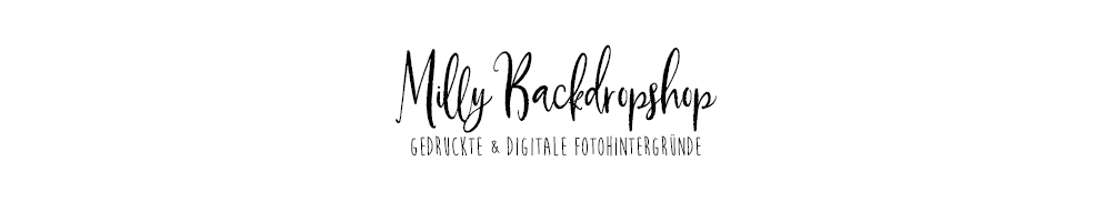 Milly Backdrops - backdrop-shop.de
