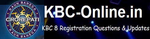 KBC 8 Registration Online : Kaun Banega Crorepati Season 8 2014