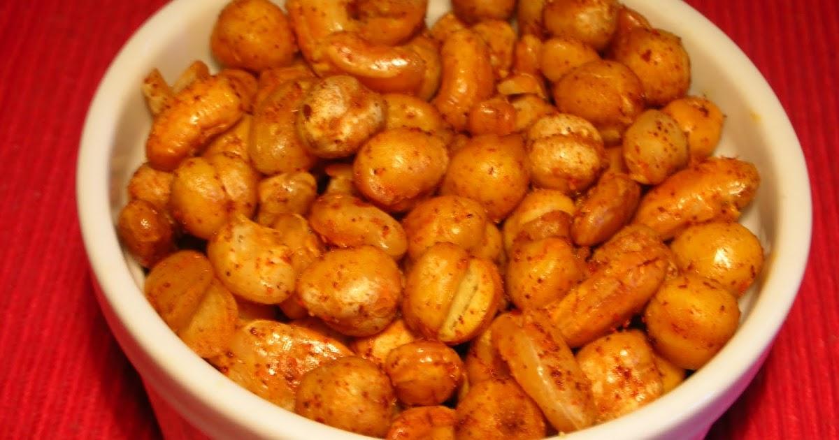 Easily Good Eats: Oven Baked Crispy Spiced Chickpeas