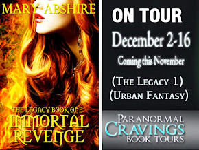 Immortal Revenge Tour & Giveaway