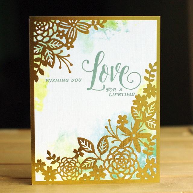 Garden Gild Card Kit Cards -- Part 1 Leigh Penner @leigh148 #cards
