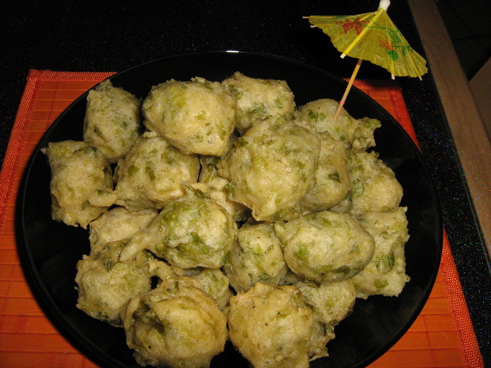 Lina pasticci in cucina frittelle alle alghe - Alghe in cucina ...