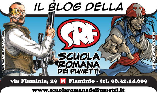 Scuola Romana dei Fumetti