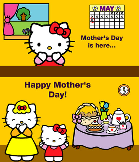 mothers day cards for children. mothers day cards for kids.