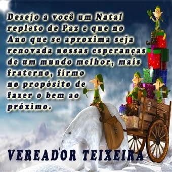 VEREADOR TEIXEIRA