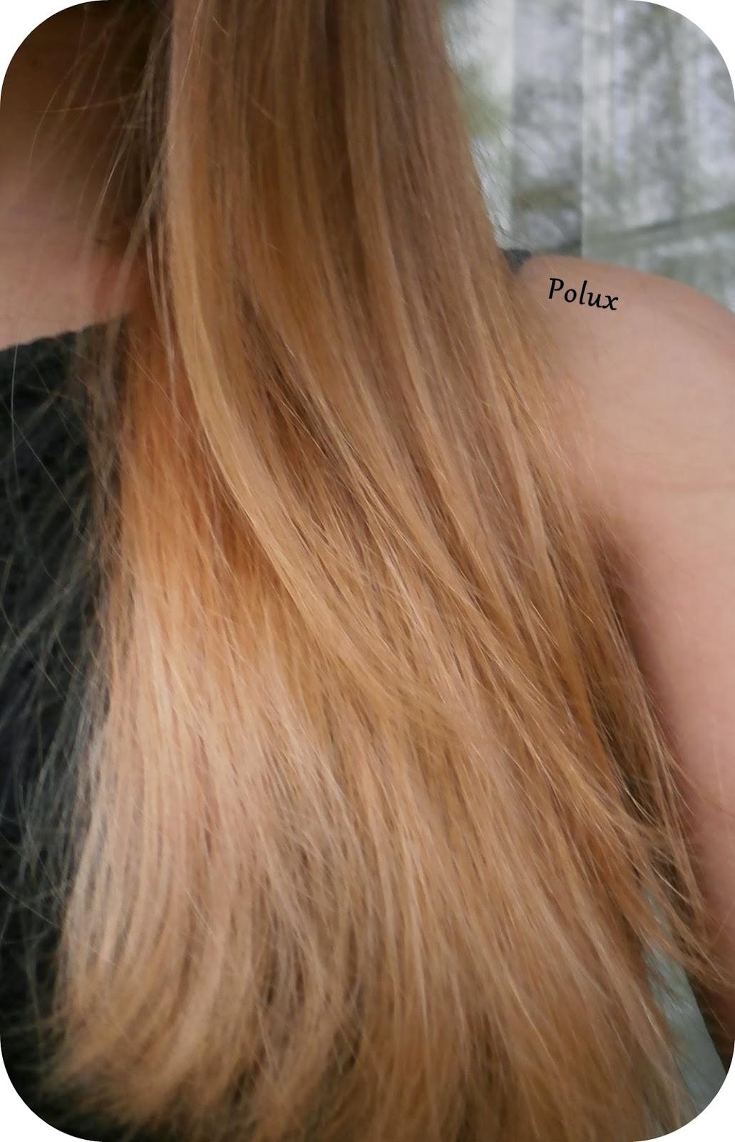 un enfer de les coiffer je crois que tout mon stress et mon hystrie se sont polariss dans mes cheveux leur couleur est assez fidle sur la photo - Gele Claircissante Garnier Sur Cheveux Colors