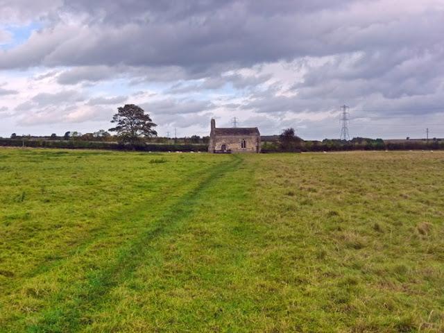 Vanished village, deserted village, Yorkshire, Lead