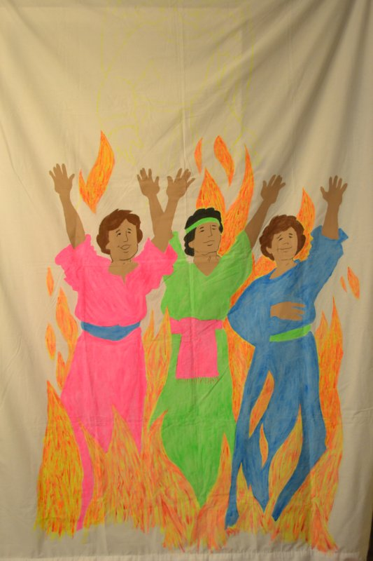 Holiday Coloring Pages Shadrach Meshach And Abednego Page Toolbar Creator Galleries Related