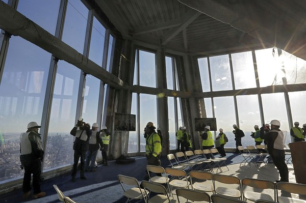 Clique nova york novo world trade center observatory for 102nd floor of the empire state building