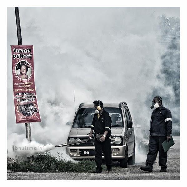 fogging, denggi, dengue