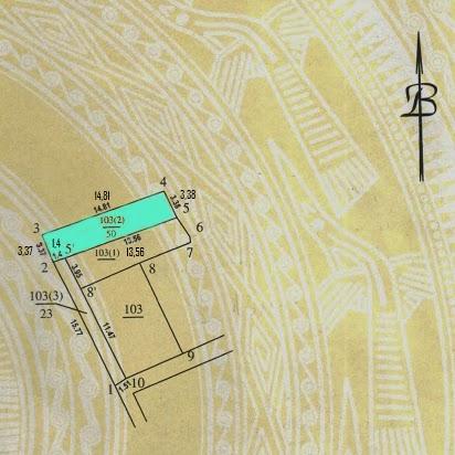 sơ đồ mảnh đất
