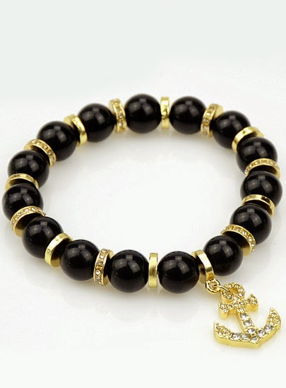 http://www.sheinside.com/Black-Bead-Gold-Anchors-Bracelet-p-196747-cat-1758.html?aff_id=1285