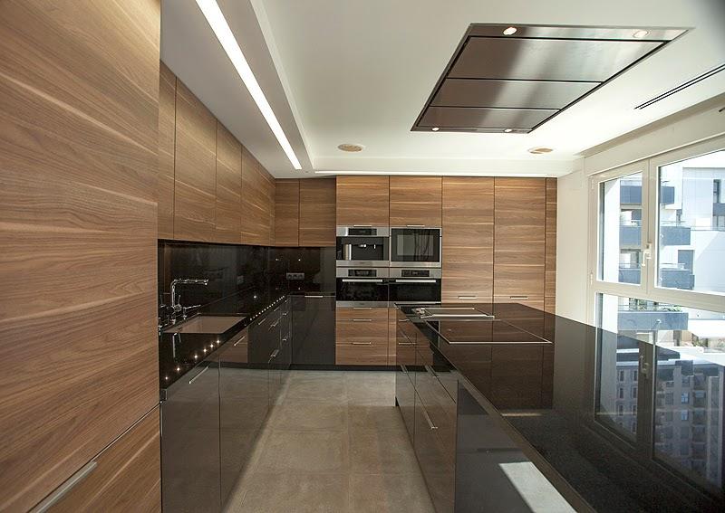 Marzua cocina y cuarto de ba o dise ados por la for Interiorismo banos modernos