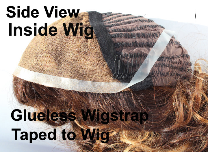 Lace Wig Support Straps.