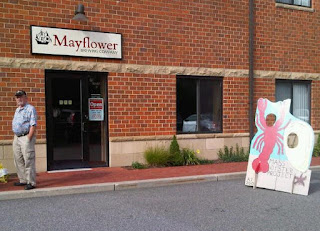 Mayflower Brewery Oyster Restoration Supporter