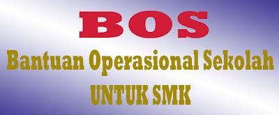 Petunjuk Teknis BOS Untuk SMK Tahun 2013