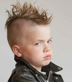 How Make Your Children's Haircuts Like Little Celebes