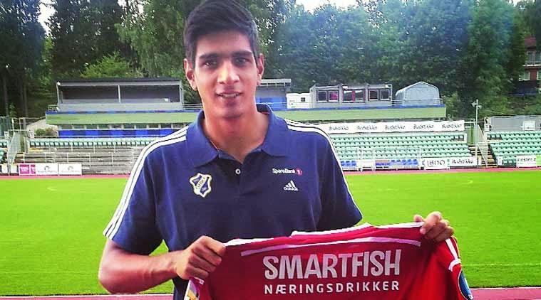 Gurpreet Singh Sandhu debuts for Stabaek FC senior Squad