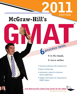McGraw-Hill's GMAT Practice Tests