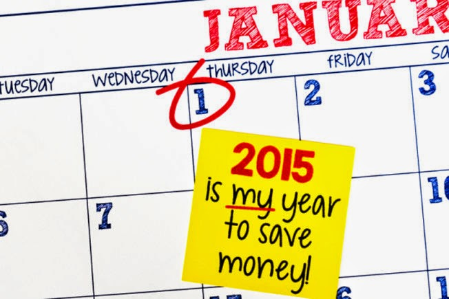 How to Save Money in 2015