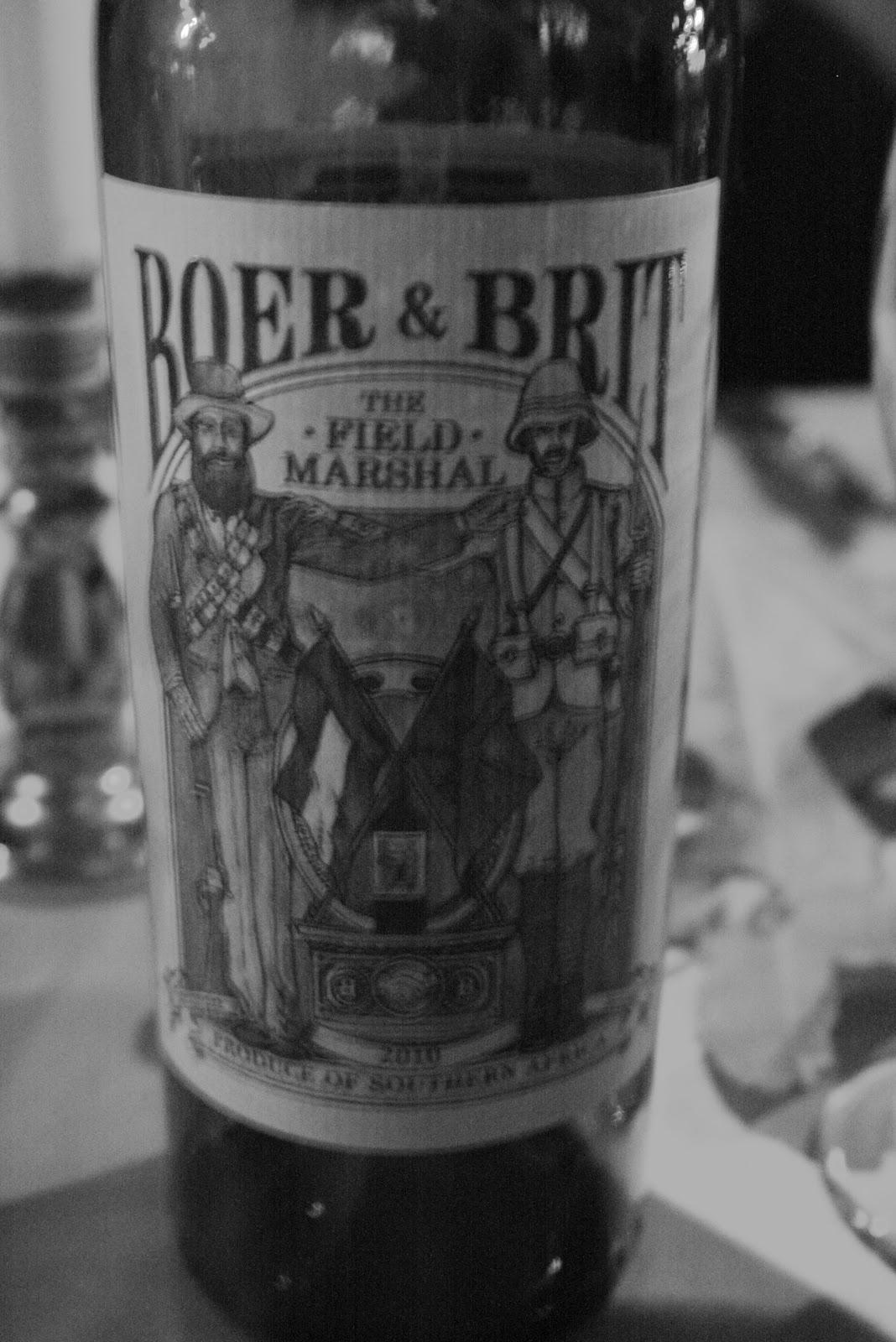 """Come Wine with us"" at Boer & Brit, Oude Wellington Estate | BOER%BRIT"