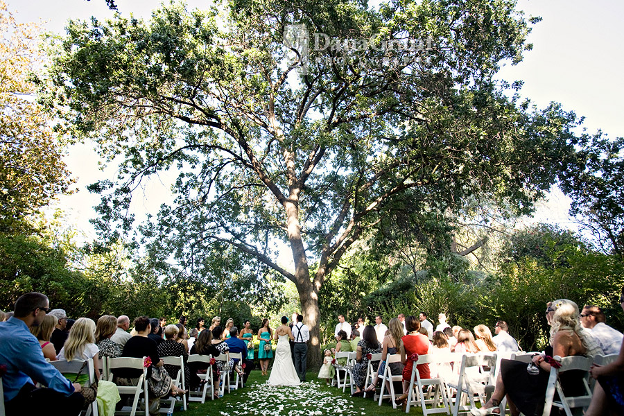 My Wedding Inspirations Orcutt Ranch Ceremony Area
