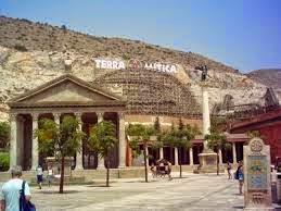 Terra Mïtica es una de las atracciones turísticas de Benidorm