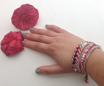 Bracelet for less than 5€