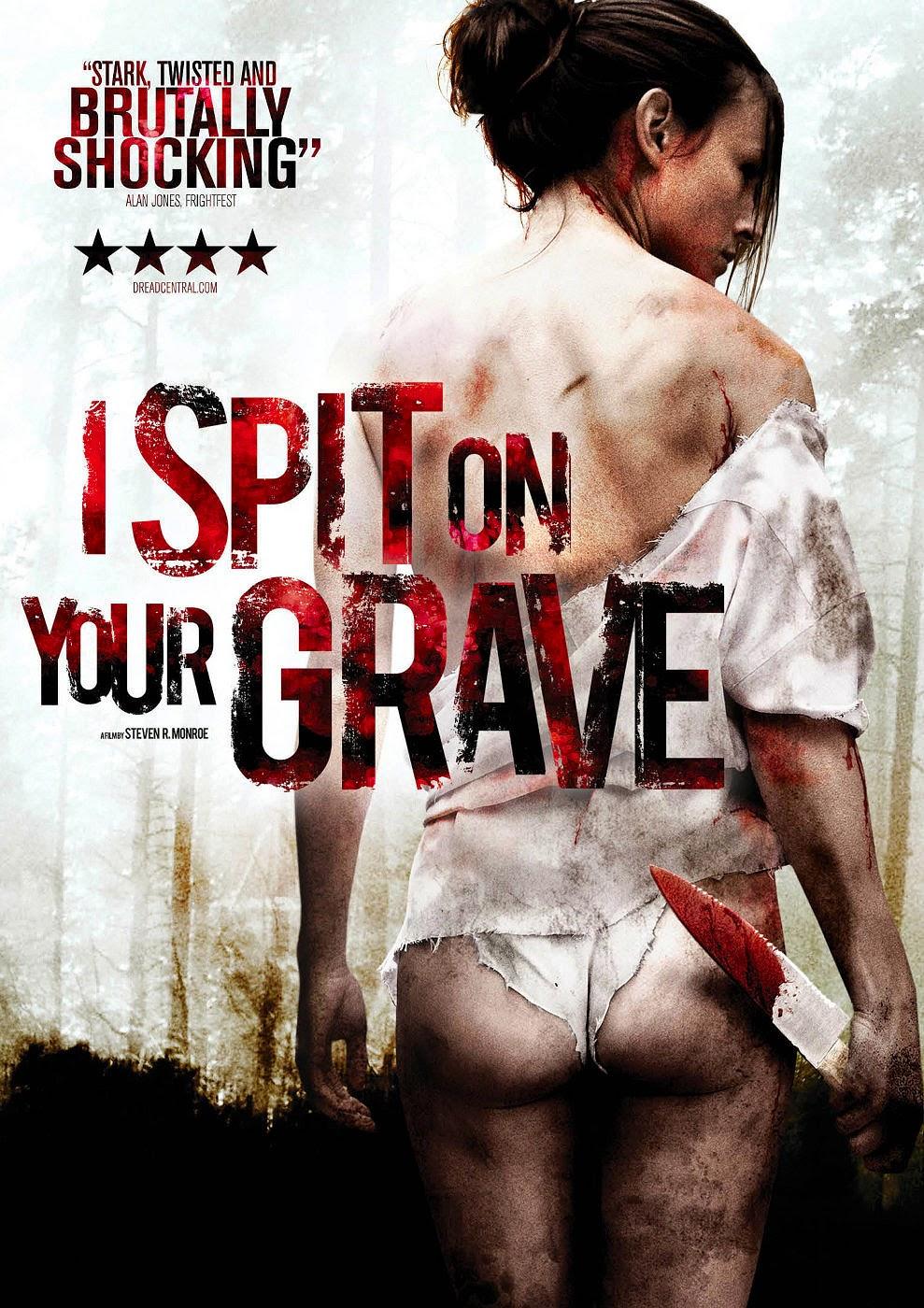 I Spit On Your Grave (2010) เดนนรก…ต้องตาย HD มาสเตอร์ พากย์ไทย