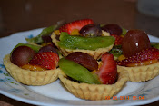 Fruit Tart RM45 50 pcs