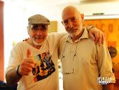 Con Miguel Pérez (Yuelze)
