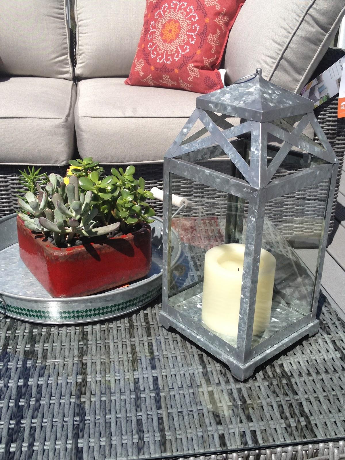 vignette design new outdoor living room reveal. Black Bedroom Furniture Sets. Home Design Ideas