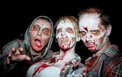 3 zombies