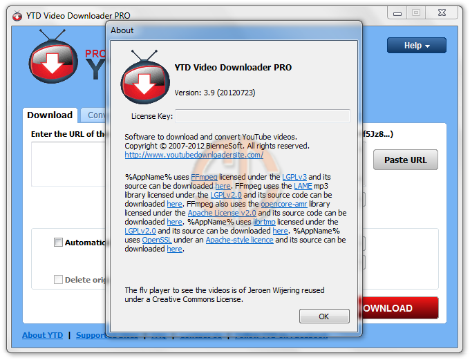 Youtube downloader pro ytd v3 9 including crack bigboss