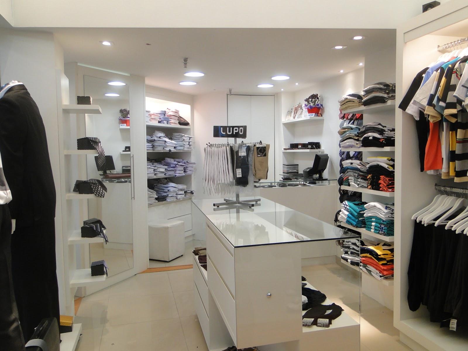 decoracao de interiores de lojas de roupas: , interiores, paisagismo e meio ambiente.: Loja de Roupa masculina