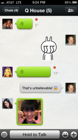Free Download WeChat | Aplikasi Chatting Update Terbaru 2014