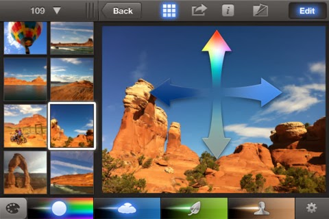 iPhoto App