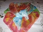 Egyénre szabott gyógyító selyemkendők