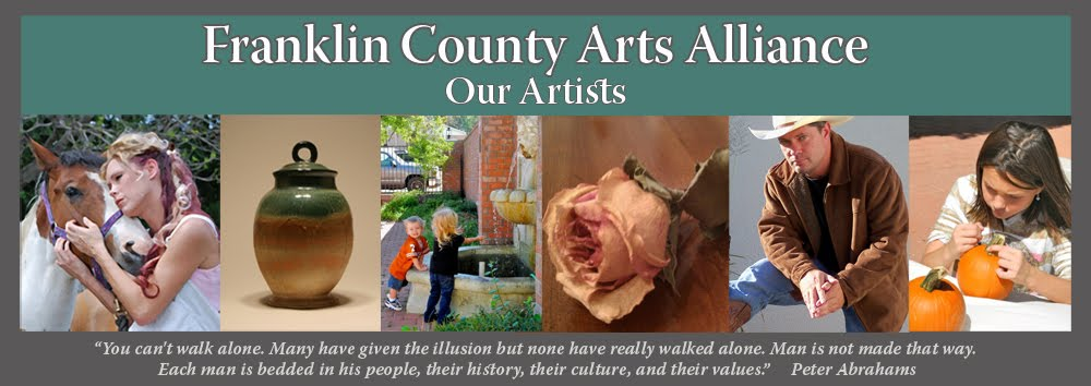 Franklin County Arts Alliance Our Artists