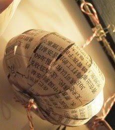 Kerajinan Tangan Dari Koran, Aneka Kreasi Kertas Koran Bekas 9