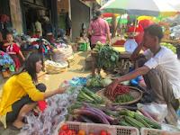 sayuran dan sembako
