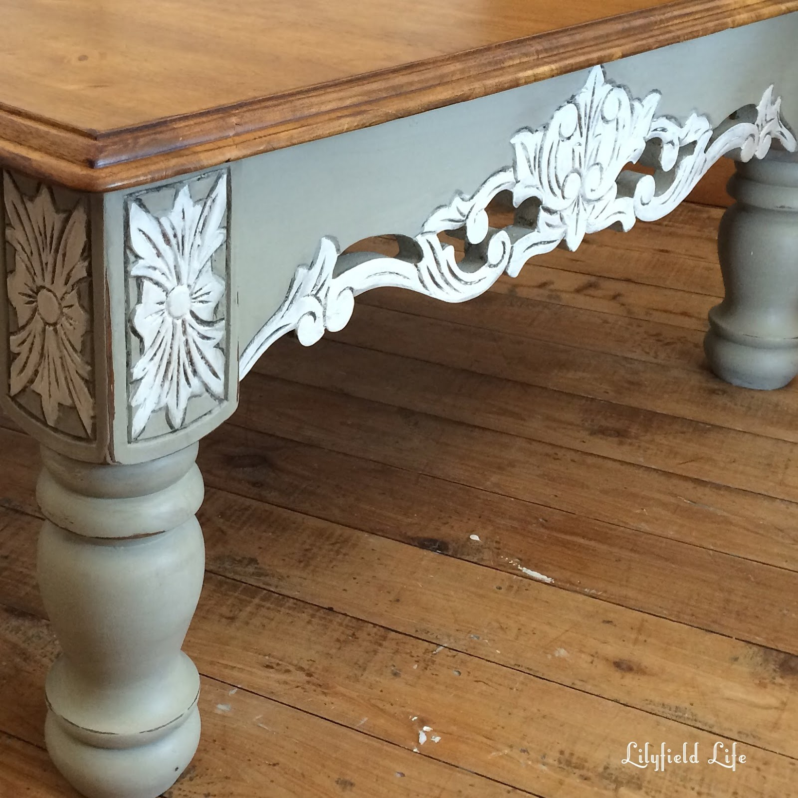 Lilyfield Life 3 ways to paint a coffee table