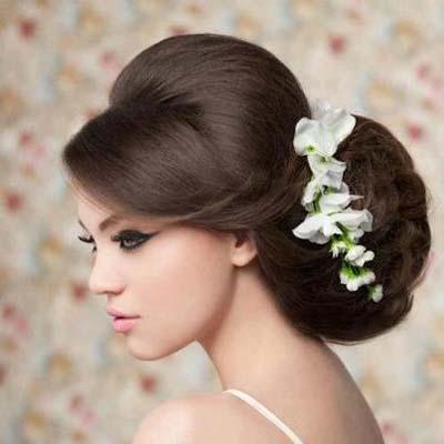 Suprem Stylish Wedding Hair Style 2013 For Girls