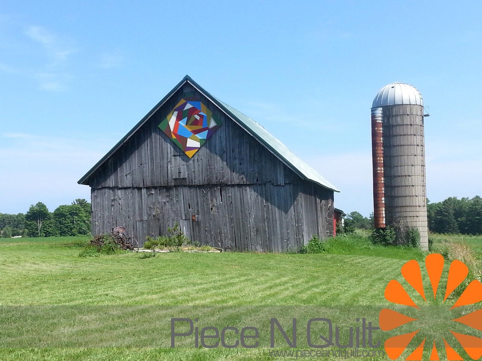 Piece N Quilt: Kathleen visits Wisconsin : barn quilts wisconsin - Adamdwight.com